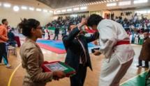 Quatre médailles pour les karatékas marocains