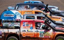 168 équipages présents au 25ème  Rallye Aïcha des gazelles