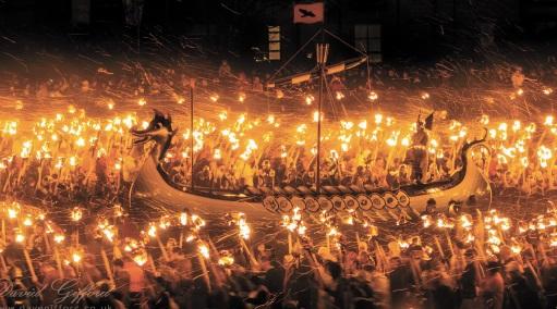 Les festivals à voir une fois dans sa vie : Up Helly AA, Ecosse