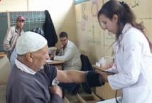 Caravane médicale au profit des habitants du village de Kerrouchen au Moyen-Atlas