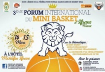 Forum international du minibasket : Du 14 au 15 mars à Ifrane