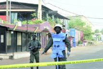 Attaque meurtrière à Bamako