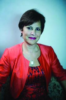 Laila Miyara, présidente de l'Association de femmes chefs d'entreprises du Maroc