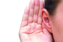 Déficiences auditives Un problème majeur  de santé  publique