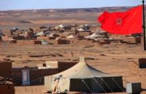 Le drapeau marocain hissé sur les camps de Tindouf