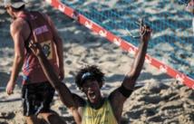 Beach-volley, l'essence de Rio aux jeux olympiques