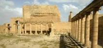 Bagdad veut des frappes aériennes pour protéger les sites antiques
