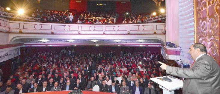 Driss Lachguar : A Tanger, l'USFP constitue une force unifiée  et homogène et aura son mot à dire lors des prochaines élections