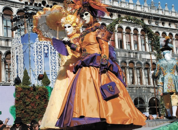 Les festivals à voir une fois dans sa vie : Le carnaval de Venise Italie