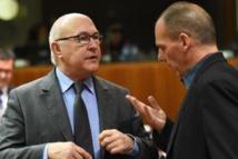 Le gouvernement grec discute des réformes avec ses créanciers