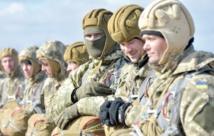 Washington muscle son aide sans livrer d'armes létales à l'Ukraine