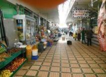 Le marché central de Rabat continue d'exister malgré la baisse d'affluence