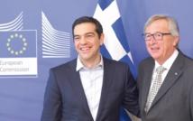 Juncker juge insuffisants les progrès en vue d'un accord avec Athènes