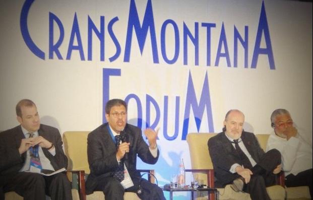 Dakhla, capitale mondiale à l'occasion du Forum Crans Montana