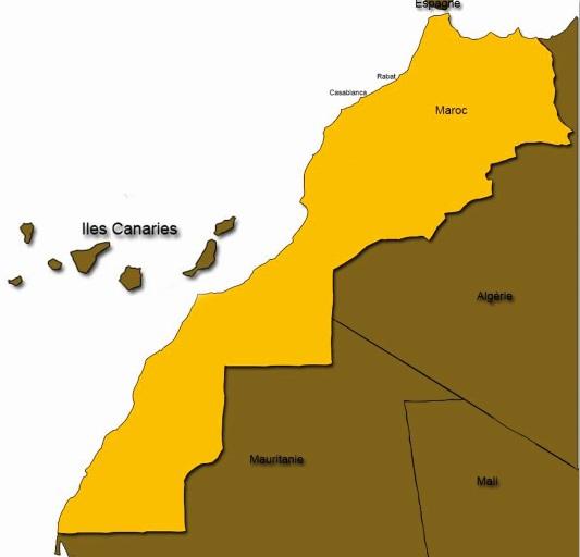 Madrid tente d'imposer son propre tracé des frontières maritimes avec le Maroc