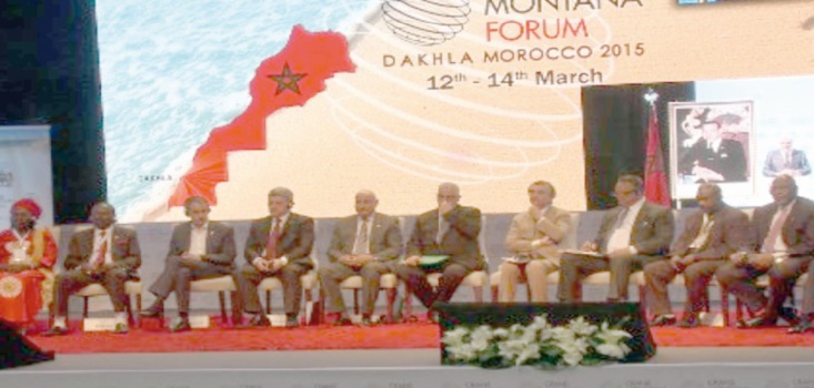 ​La 25ème session du Forum Crans  Montana conforte la destination Dakhla