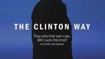 Insolite : Des cornes sur la tête d'Hillary Clinton