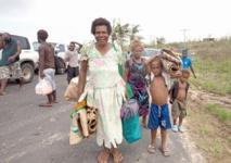 L'état d'urgence décrété au Vanuatu après un cyclone dévastateur