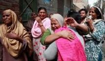 Double attentat contre des églises chrétiennes au Pakistan