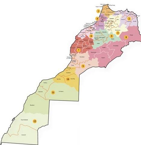 Le projet de loi organique relatif aux régions remis sur le métier