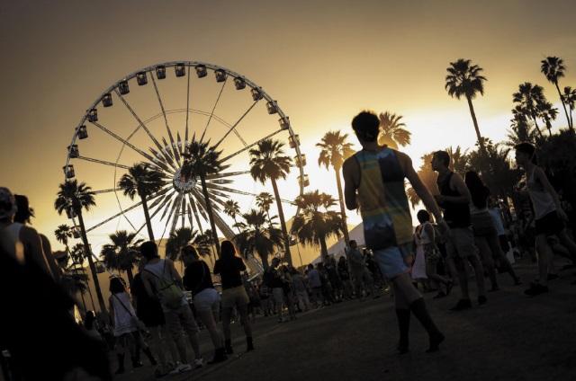 Les festivals à voir une fois dans sa vie : Coachella (Etats-Unis)