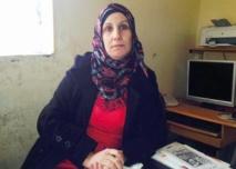 Izidihar Aatourat, directrice du Centre Yasser Arafat