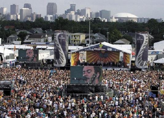 Les festivals à voir une fois dans sa vie : Festival de jazz de la Nouvelle-Orléans