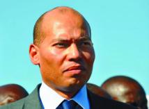 Karim Wade, candidat de l'opposition  à la présidentielle au Sénégal