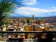 Fès, une ville millénaire  au patrimoine universel