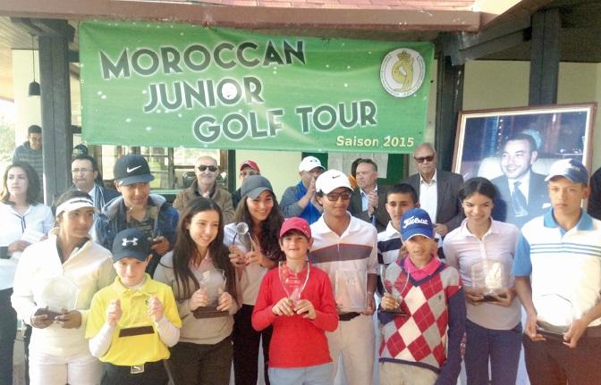 Junior Tour de golf