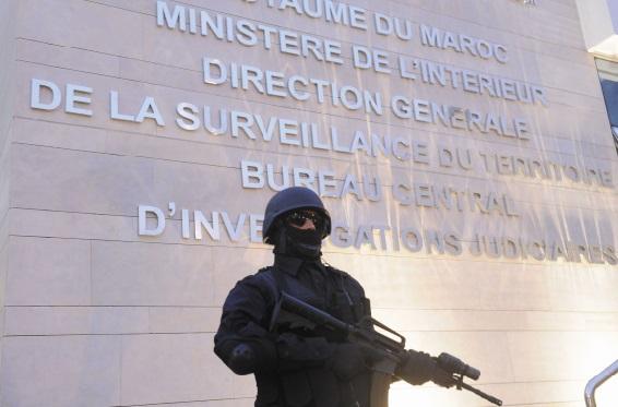 Révélations du FBI marocain après le démantèlement d'une cellule terroriste