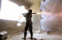 Al-Qaïda aux portes d'Idleb en Syrie