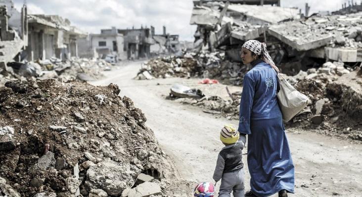 Les réfugiés syriens, des âmes errantes du Levant