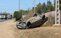 13 morts et 1.256 blessés dans des accidents de la circulation en périmètre urbain