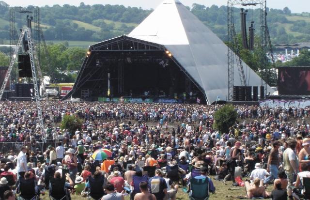 Les festivals à voir une fois dans sa vie : Festival de Glastonbury (Grande-Bretagne)