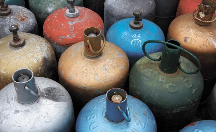 Valse-hésitation gouvernementale à propos de la décompensation du gaz butane