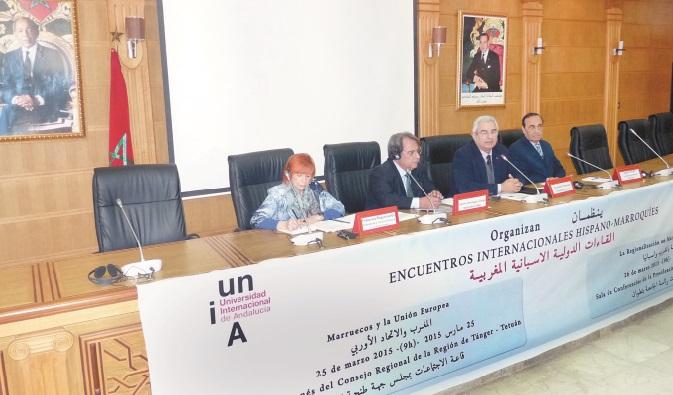 Habib El Malki : L'accès du Maroc à l'Europe passe par l'Espagne via l'Andalousie