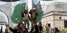 Idlib en Syrie bascule sous le contrôle des groupes islamistes