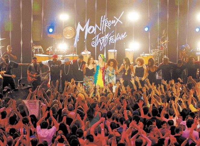 Les festivals à voir une fois dans sa vie : Le Festival de jazz de Montreux (Suisse)