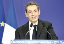 Large victoire de l'UMP et de ses alliés aux départementales françaises