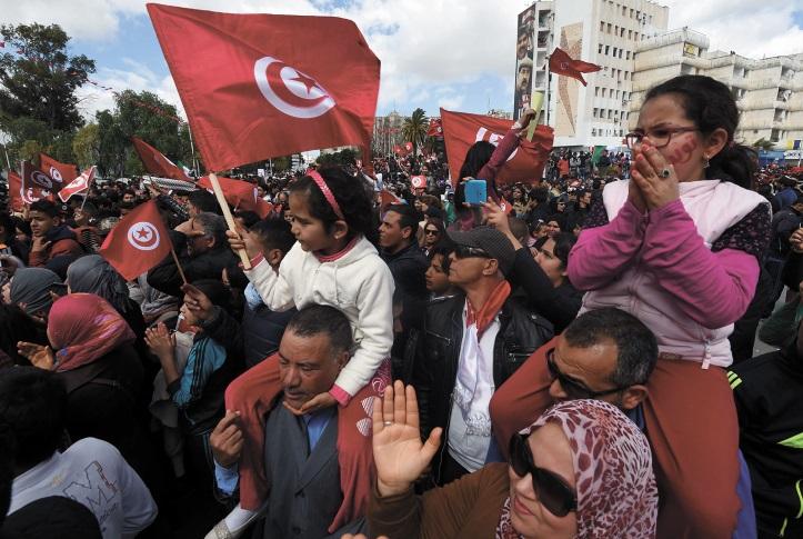 Les partis politiques marocains  réitèrent leur solidarité avec la Tunisie