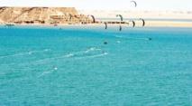 Dakhla se confirme comme paradis du kitesurf