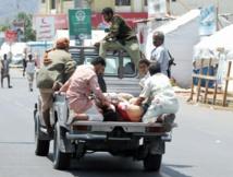 Des dizaines de civils tués dans des frappes de la coalition arabe au Yémen