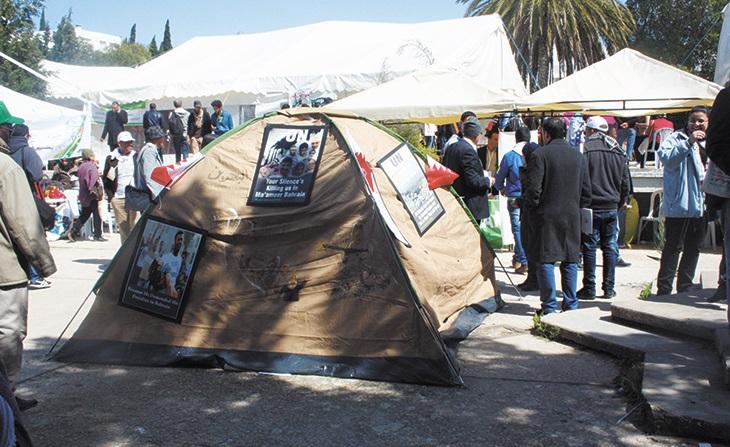 Un membre des forces tunisiennes de sécurité poignardé par des activistes algériens lors du Forum social mondial