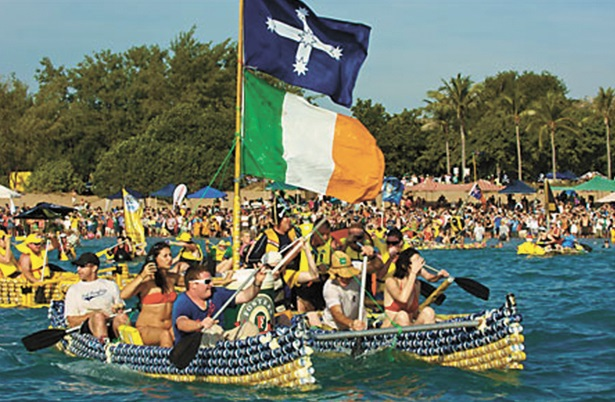 Les festivals à voir une fois dans sa vie : Egate de Darwin (Australie)