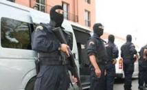 Démantèlement  à Fès d'une cellule de recrutement de terroristes