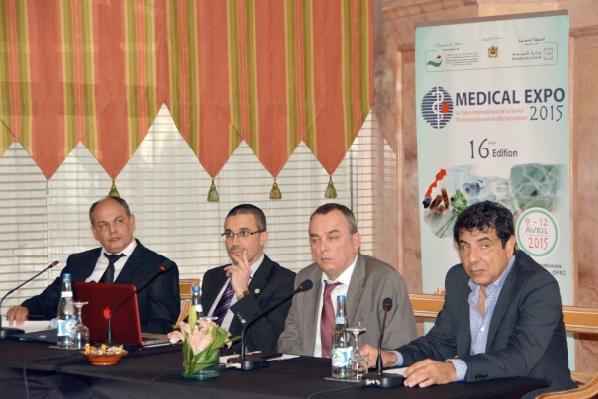 Favoriser les échanges entre professionnels de santé marocains et étrangers