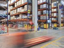 Le secteur de la logistique  garde le vent en poupe