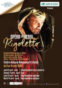 L'Orchestre philharmonique du Maroc revisite l'opéra  de Giuseppe Verdi