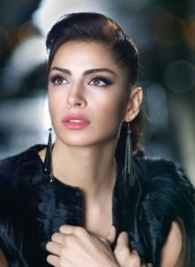 La star égyptienne Amal Maher en concert à Rabat